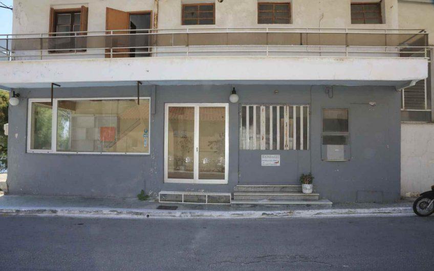 Hotel in Plomari center