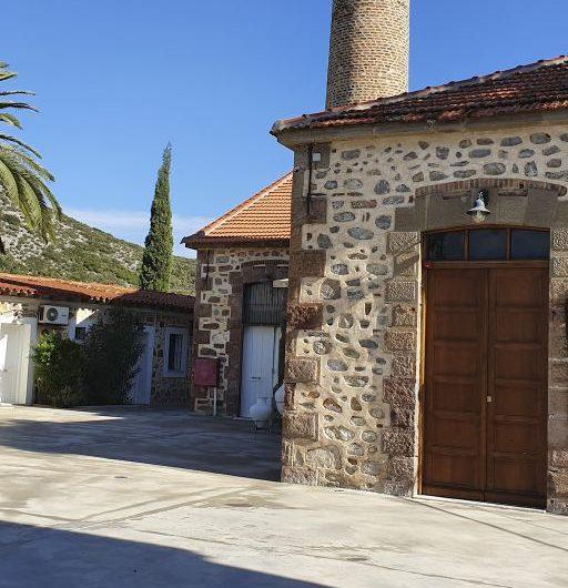Hotel in Mytilene (Zaira)